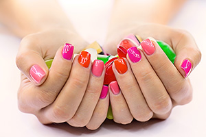 Manicure hybrydowy Gliwice