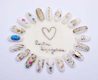 paznokcie biżu gliwice